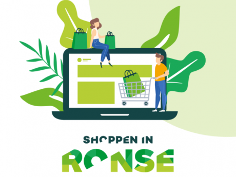 Shoppen in Ronse